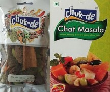 Chuk De S004 Garam Masala Whole And Chat Masala