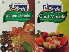 Chuk De S006 Garam Masala Powder And Chat Masala