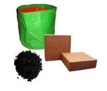 Green India OCM-2 Organic Gardening Bag With Coir Pith & Manure