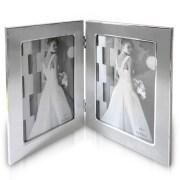 Archies Dual Aluminium Photo Frame