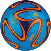 Adidas Brazuca Glider Football, Size 5 (Blue)