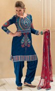 Salwar Suits Faux Georgette