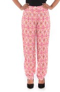 House Of Tantrums 2014205B Hot Printed Pink Pants