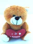 Siya Online Love In Heart Teddy For Your Valentine