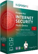 Kaspersky Internet Security 5 Devices 1 Year Multi-Device