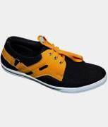 Fashion Darbar Mens Yellow Casual Shoes -FD0002
