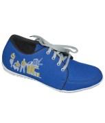 Fashion Darbar Mens Blue Casual Shoes -FD0014