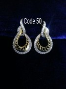 Disha Diamonds 50 Stylish Earrings