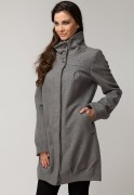 GAS Melange Double Pocketed Overcoat