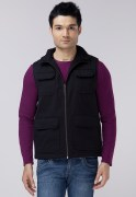 Allen Solly Cotton Sweat Jacket