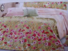 Blooms Bedsheets and Pillow Covers