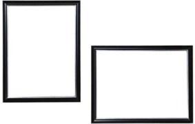Set Of 2 Photo Frames (5X7) -  Frame Coral 21