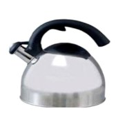 Stainless Steel 2839.0 ml Kettle