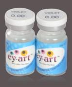 Ey-Art Voilet Color Contact Lens
