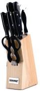 Bergner Knife Set (8 Pcs)