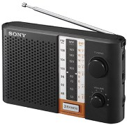 Sony ICF-F12S FM Radio