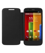 M Care Flip Cover For Moto G 2nd Gen