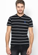 U.S. Polo Assn. V Neck T-Shirt