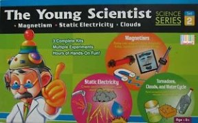 The Young Scientist Series 2 Set Part Science Kit Kids Toys Game
