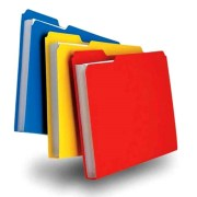3 Combo Folders