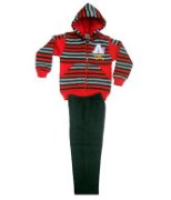Stylish Top To Bottom Winter Wear Set For Boys