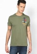 U.S. Polo Assn. Round Neck T-Shirt