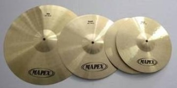Mapex, Cymbal Pack