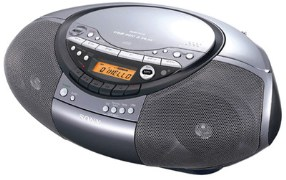 Sony CFD-RS60CP Boom Box