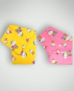 Cotton Kids Bedsheets Combo of 2