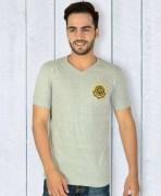U.S. Polo Assn. Light Grey T-shirt