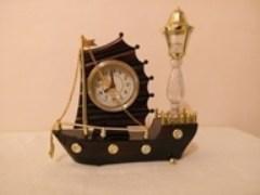 Beautiful Clock Ship D