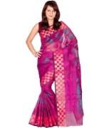 Stylish Cotton Banarasi Saree