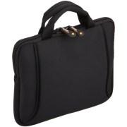 Neoprene Black Laptop Briefcase
