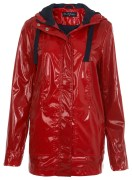 Miss Selfridge Plastic Raincoat