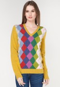 United Colors of Benetton Lambswool Sweater