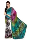 Stylish 1038 Womens Sareee