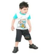 Boys T-Shirt & Bottom Set