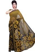 Ishin Multi Printed Saree
