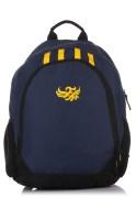 Flying Machine Blue Backpack