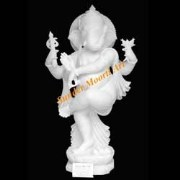 Sunder Marble Ganesh Ji Statues