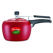 Prestige Apple Plus Induction Base Aluminium Pressure Cooker (5 Ltr)