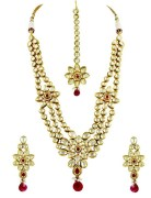 Meera Collection Necklace Set For Women