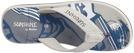 Bata Men's Rogger Hawaii Thong Sandals (8712001)
