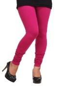 Rosy Cotton Lycra Leggings