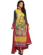 Prachi Creation PC-MSB-4 Unstitched Salwar Suit Dress Material