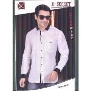 Mens D-1512 Designer Shirt