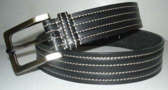 Zara International Leather Belt For Men