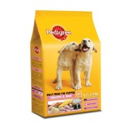 Pedigree 3KG Puppy Chicken And Milk Dog Food