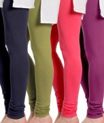 Softwear Premium Leggings Combo of 4 Pcs