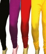2Day Premium Leggings Combo of 4 Pcs